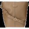 TOD'S  Tod's Logo Shoulder Bag - Borsette -