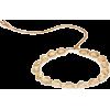 TOHUM DESIGN Beach Shell 22k gold neckla - Narukvice -