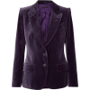 TOM FORD Cotton-velvet blazer - Chaquetas -