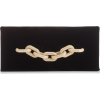 TOM FORD  PAVE CHAIN CLUTCH - Torby z klamrą -