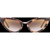 TOM FORD cat eye sunglasses - サングラス -