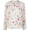 TOMORROWLAND floral-print blouse - Long sleeves shirts -