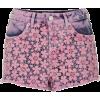 TOPSHOP Shorts - Hlače - kratke -