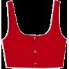 TOPSHOP - Camisas sin mangas -