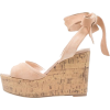 TOPSHOP wicked wedge sandal - Sandali -