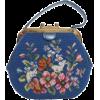 TORBICA Hand bag Blue - Torebki -