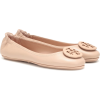 TORY BURCH Minnie Travel leather ballet - Flats -