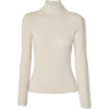 TORY BURCH Ribbed-knit turtleneck sweate - Jerseys -