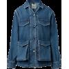 TOTÊME denim jacket - Jacket - coats -
