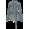 TRE by NATALIE RATABESI denim jacket - Jacket - coats -