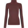 TURTLE NECK TOP - Swetry -
