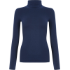 TURTLE NECK TOP - Pullovers -
