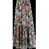 TWIN-SET graffiti flowers skirt - Faldas -