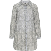 TWISTER Plus Size Embroidered chiffon - Koszule - długie -