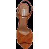 Tabitha Simmons Kali Suede Sandals - Sandale -