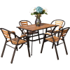 Table and chairs - Pohištvo -