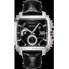Tag Heuer Stainless Steel Monaco LS Auto - Zegarki - $10.00  ~ 8.59€