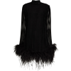 Taller Marmo Gina feather mini dress - Dresses - $1,930.00