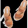 Tan Sandals - Sandals -