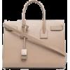 Tan Briefcase - Bolsas de tiro -