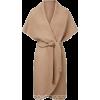 Tan Coat - 外套 -