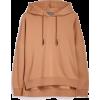 Tan hoodie - Pullovers -