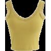 Tank Top - Camicia senza maniche -
