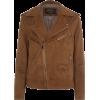 Tan suede jacket - Jaquetas e casacos -