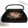#Tapestry #Embroidery #Purse #Fashion - Hand bag - $79.00
