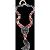 Tassel Pendant Necklace - Necklaces -