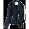 Tasteful leather - Jacket - coats -