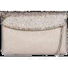 Taupe Clutch - Clutch bags -