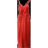 T by Alexander Wang Draped satin dress - Dresses -