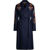 Ted Baker embroidered coat - Jacket - coats -