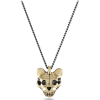 Teddy Bear Necklace #cartoon #skull #emo - ネックレス - $40.00  ~ ¥4,502
