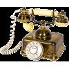 Telephone - Predmeti -