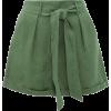 Tellin linen shorts - Shorts -