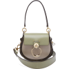 Tess small lizard-effect leather cross-b - Carteras tipo sobre -