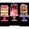 Cake - Illustraciones -