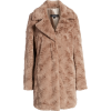 Textured Faux Fur Coat KENNETH COLE NEW - Jacket - coats -