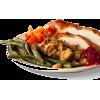 Thanksgiving dinner - Živila -