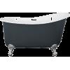 The Bath Co. Berkeley cast iron bath - Arredamento -