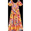 The Neon Macaws Maxi Dress - Платья -