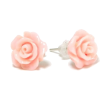 The Olivia Collection rose earrings - Uhani - $7.95  ~ 6.83€