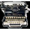 The chicago typewriter 1899 - Items -