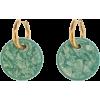 Themisto light green - Earrings -