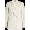 Theory Linen Blazer Jackets beige - Suits -