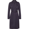 Theory - Silk trench coat - Jacket - coats -