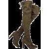 Thigh High Boots - Boots -
