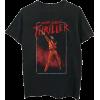 Thriller Tee - Tシャツ -
